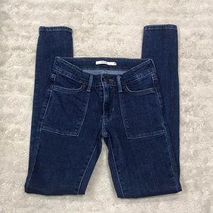 Levi's 711 skinny jeans Size 24